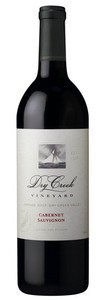 Dry Creek Vineyard Cabernet Sauvignon 2007, Dry Creek Valley, Sonoma County Bottle
