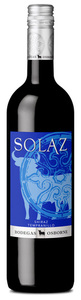 Osborne Solaz Shiraz Tempranillo 2009 Bottle