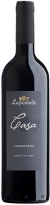 Casa Lapostolle Carmenere 2010, Rapel Valley Bottle
