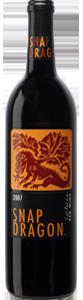 Snap Dragon Red 2008, California Bottle