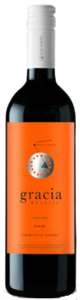Gracia De Chile Reserva Syrah 2009, Cachapoal Valley Bottle
