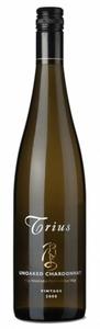 Trius Chardonnay 2010, VQA  Niagara Peninsula Bottle