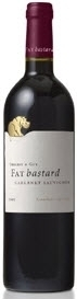 Fat Bastard Cabernet Sauvignon 2010, France Bottle