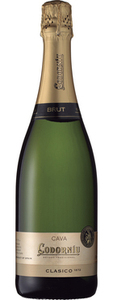 Codorníu Cava Brut Clasico, Spain Bottle