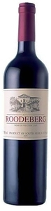 K W V Roodeberg 2009, Western Cape Bottle
