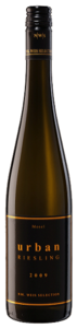 Urban Riesling 2009, Mosel Bottle