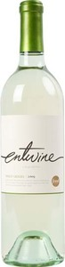 Entwine Pinot Grigio 2010, California Bottle