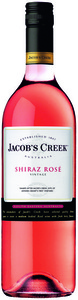 Jacobs Creek Shiraz Rose 2011 Bottle