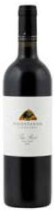Mountadam The Red Cabernet Sauvignon/Merlot/Cabernet Franc 2007, Eden Valley Bottle