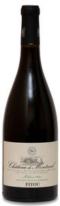Château De Montmal Fitou 2009, Ac Bottle