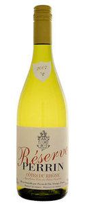 Perrin & Fils Réserve Côtes Du Rhône Blanc 2010, Ac Bottle