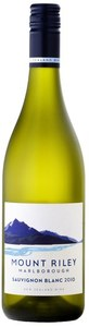 Mount Riley Sauvignon Blanc 2011, Marlborough Bottle
