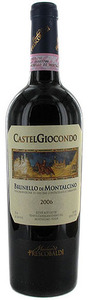 Castelgiocondo Brunello Di Montalcino 2006, Docg (375ml) (375ml) Bottle