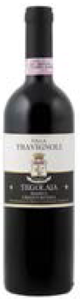 Travignoli Tegolaia Riserva Chianti Rufina 2007, Docg Bottle