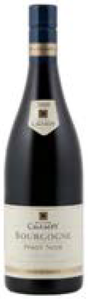 Champy Signature Pinot Noir Bourgogne 2009, Ac Bottle