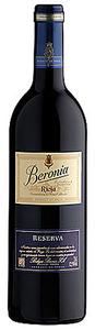 Beronia Reserva 2006, Doca Rioja Bottle