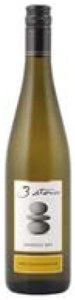 3 Stones Gewurztraminer 2008, Hawkes Bay, North Island Bottle