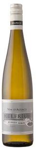 Helfrich Pinot Gris 2010, Ac Alsace Bottle