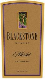 Blackstone Winemaker's Select Zinfandel 2009, California Bottle