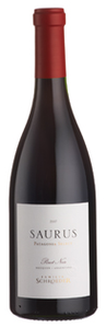 Familia Schroeder Saurus Select Pinot Noir 2008, Patagonia Bottle