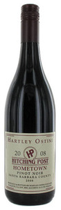 Hitching Post Hometown Pinot Noir 2008, Santa Barbara County Bottle