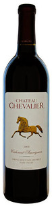 Chateau Chevalier Cabernet Sauvignon 2006, Spring Mountain District, Napa Valley Bottle