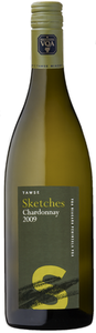 Tawse Sketches Of Niagara Chardonnay 2009, VQA Niagara Peninsula Bottle