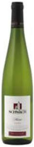 François Schwach Muscat 2008, Ac Alsace Bottle