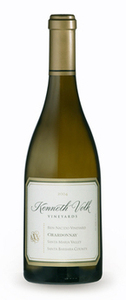 Kenneth Volk Santa Barbara County Chardonnay 2008, Santa Barbara Bottle