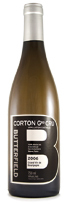 Butterfield Corton Grand Cru 2008 Bottle
