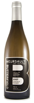 Butterfield Meursault 2008, Burgundy Bottle