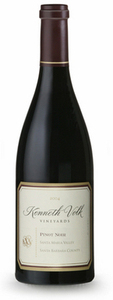 Kenneth Volk Santa Barbara County Pinot Noir 2008, Santa Barbara Bottle