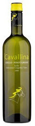 Cavallina Grillo Pinot Grigio 2010 Bottle
