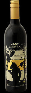 Moon Curser Tempranillo 2009, Okanagan Valley Bottle