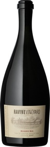 Ravine Vineyard Reserve Red 2008, VQA St. David's Bench, Niagara Peninsula Bottle