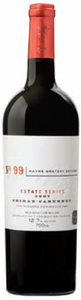 Wayne Gretzky Estate Series Shiraz/Cabernet 2008, VQA Niagara Peninsula Bottle