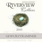 Riverview Cellars Gewürztraminer 2010, Niagara Peninsula Bottle
