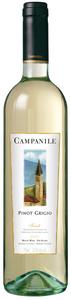 Campanile Pinot Grigio 2010 Bottle