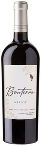 Bonterra Merlot 2008, Mendocino County Bottle