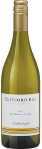 Clifford Bay Sauvignon Blanc 2010, Marlborough, South Island Bottle