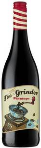 The Grinder Pinotage 2010, Wo Swartland Bottle