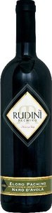 Rudini Eloro Pachino Nero D'avola 2008, Doc Bottle