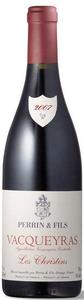 Perrin & Fils Les Christins Vacqueyras 2009, Ac Bottle