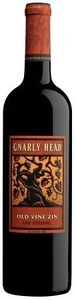 Gnarly Head Old Vine Zinfandel 2009, Lodi Bottle