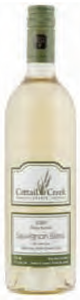 Cattail Creek Estate Sauvignon Blanc 2009, VQA Four Mile Creek, Niagara Peninsula Bottle