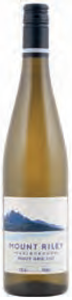 Mount Riley Pinot Gris 2011, Marlborough, South Island Bottle