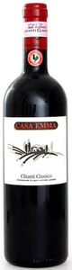 Casa Emma Chianti Classico 2009, Docg Bottle