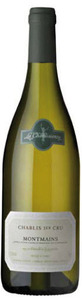 La Chablisienne Chablis Montmains Premier Cru 2009 Bottle