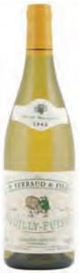 Domaine Ferraud L'entreroches Pouilly Fuissé 2009, Ac Pouilly Fuissé Bottle
