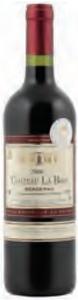 Château La Brie Prestige 2009, Ac Bergerac Bottle
